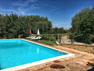 5 BDR Villa, Pool, Wifi, AC in Siena Countryside - Siena vacation rentals
