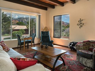 Uptown Spanish-style Charmer with Views - Sedona vacation rentals