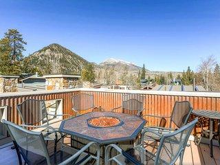 Outstanding 2BR Frisco Cabin w/Rooftop Deck! - Frisco vacation rentals