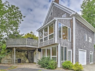 NEW! Alluring 3BR Hyannis House - Steps to Beach! - Hyannis vacation rentals