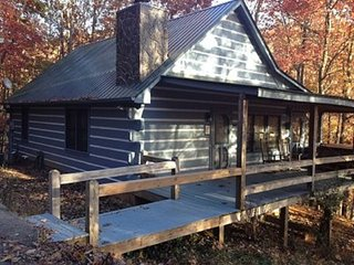 Nice Cabin with Television and DVD Player - Morganton vacation rentals