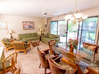 Ground Floor; Steps from Large Pool; Walk to Beach - Kihei vacation rentals