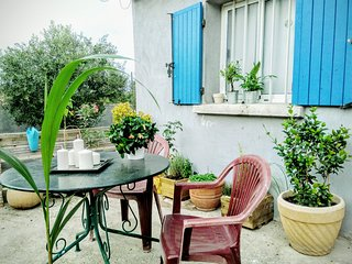 Safaa'house logement entier tout équipé. - Chateauneuf-les-Martigues vacation rentals