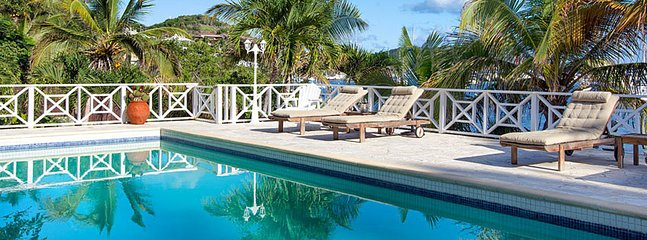 Villa Coralita 4 Bedroom SPECIAL OFFER - Oyster Pond vacation rentals