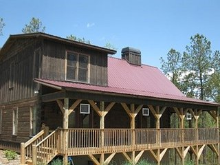 Wolf Creek Lodge- Ocoee River are cabin rentals - Murphy vacation rentals