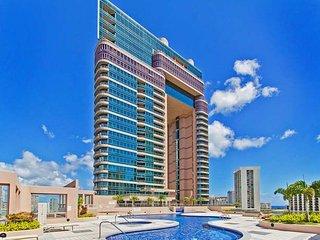 Luxury 2Bedrooms, 2Baths, 2 free Parks, Waikiki - Honolulu vacation rentals