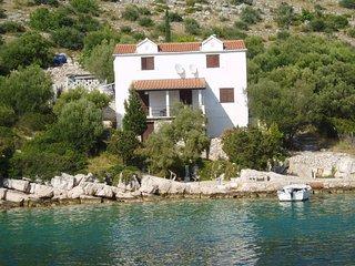 Skrivena Luka Beachfront #1 Villa - Lastovo vacation rentals
