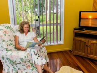 Perfect Bed and Breakfast with A/C and Television - Lamb Island vacation rentals