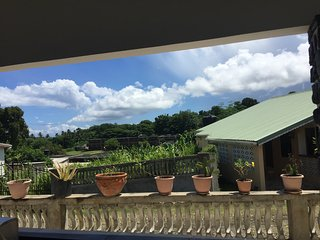 Bright House with Television and Balcony - Castries vacation rentals