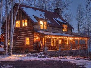 Cabin on Cushman Lake - Telluride vacation rentals
