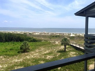 Nice House with Deck and Internet Access - Tybee Island vacation rentals