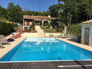 Cathar Countryside Villa, Near Limoux, Large pool - Antugnac vacation rentals