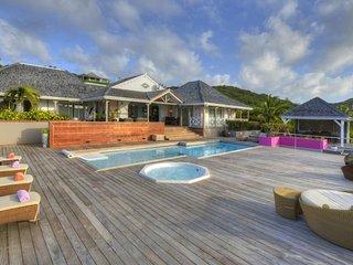 La Vie en Rose - Petit Cul de Sac vacation rentals