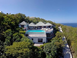 Spacious 4 bedroom Villa in Gustavia with Internet Access - Gustavia vacation rentals