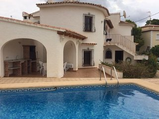 House with pool in Calpe - Calpe vacation rentals