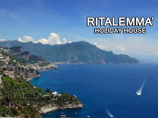 Beautiful apartment overlooking the sea of Amalfi - Amalfi vacation rentals