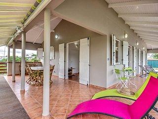 Villa Kavich à la Pointe du bout, plage à pied. - Trois-Ilets vacation rentals