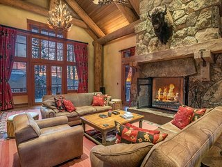 Touchdown Manor - Mountain Village Luxury Home For 14 Guests - Mountain Village vacation rentals