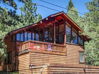 Spacious dog-friendly home, w/wood sauna, fireplace,  walk to ski lifts! - Alpine Meadows vacation rentals