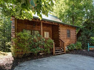 A Chance for Romance  Hot Tub  Heart Shaped Tub  Honeymoon Free Nights - Gatlinburg vacation rentals