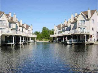 3 bedroom waterfront home in beautiful Lagoon City - Brechin vacation rentals