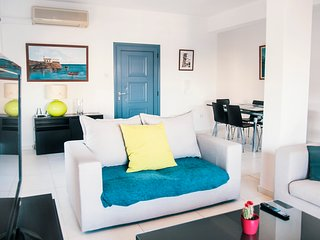 Central 3bdr flat close to the beach - Larnaca District vacation rentals