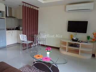 Studio with access to swimming pool in Naiharn Boutique Resort - Kata vacation rentals
