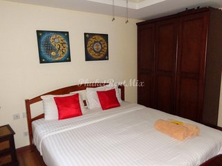 Two bedroom apartment with access to swimming pool in Naiharn Boutique Resort - Kata vacation rentals