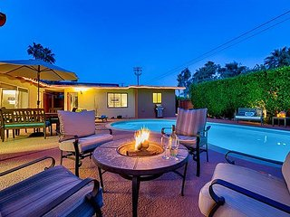 Palm Springs Home with Private Pool, Spa, Fire Pit - Palm Springs vacation rentals