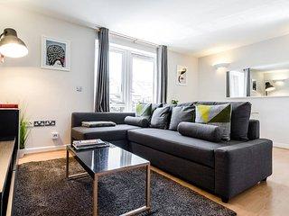Fantastic Central 2BD: King's Cross - London vacation rentals