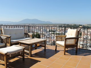 Town house with a spectacular view. - Martos vacation rentals