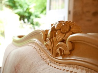 L'Arbre D'Ange Bed and Breakfast - THE GARDEN ROOM - Montmorillon vacation rentals