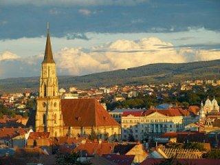 Beautiful 2 bedroom Cluj-Napoca Apartment with Internet Access - Cluj-Napoca vacation rentals