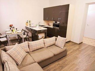 Balaram Apartments на Омской 89 - Novosibirsk vacation rentals