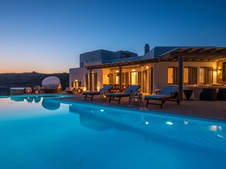 Emerald Margi Villa Kalo Livadi Mykonos - Kalo Livadi vacation rentals