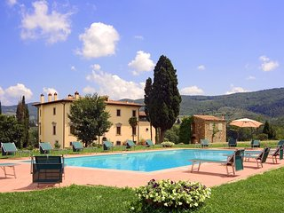 Gorgeous 11 bedroom Villa in Arezzo - Arezzo vacation rentals