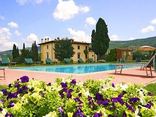 Adorable 11 bedroom Villa in Arezzo with Internet Access - Arezzo vacation rentals