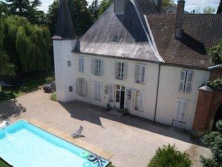 Privatisation du château de Seurre. - Seurre vacation rentals