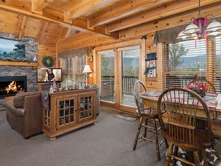 Perfect Cabin with Deck and Internet Access - Pigeon Forge vacation rentals