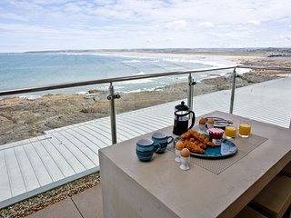 The Penthouse Bay View, Nassau Court located in Westward Ho!, Devon - Westward Ho vacation rentals