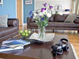 The Penthouse Bay View, Nassau Court located in Westward Ho!, Devon - Westward Ho vacation rentals