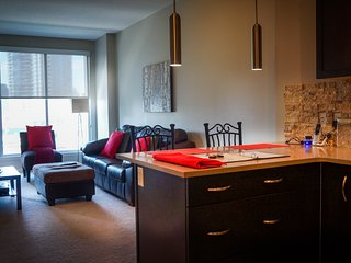 Fastlane Suites on 1st SE-1 bedroom - Calgary vacation rentals