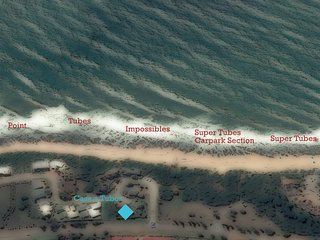 Comfortable House with Internet Access and Wireless Internet - Jeffreys Bay vacation rentals