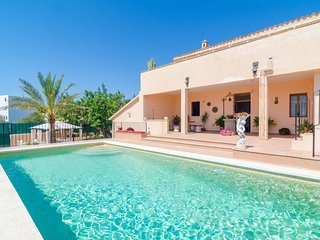 CAN TROBAT - Villa for 13 people in S'Horta - S' Horta vacation rentals