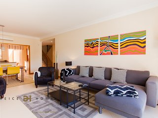 LUXURY 3 BEDROOM TOWNHOUSE FOR HOLIDAY RENTALS VIL - Vilamoura vacation rentals