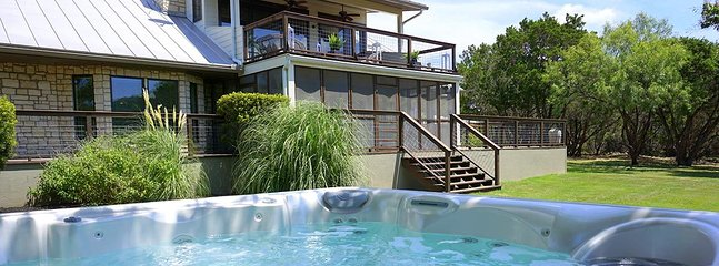 Luna Rio on the Blanco - Image 1 - Wimberley - rentals