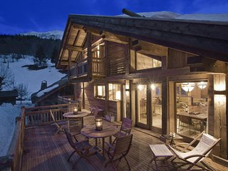 Perfect Chalet with Internet Access and Balcony - Meribel vacation rentals