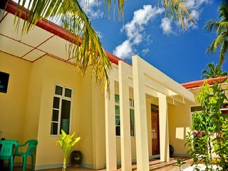 Charming Guest house with Deck and Internet Access - Hulhumeedhoo vacation rentals