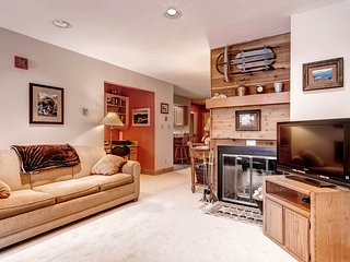 Invitingly Furnished  2 Bedroom  - 1243-117215 - Breckenridge vacation rentals