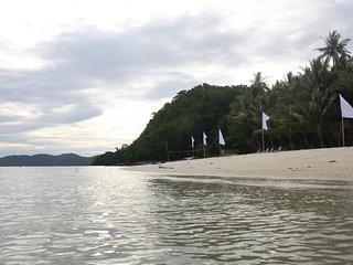 Camping Paradise, Port Barton, Palawan - Port Barton vacation rentals